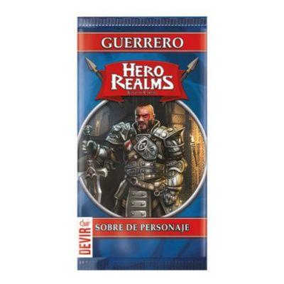 Hero Realms: Guerrero (sobres)