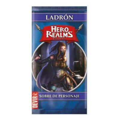 Hero Realms: Ladrón (sobres)