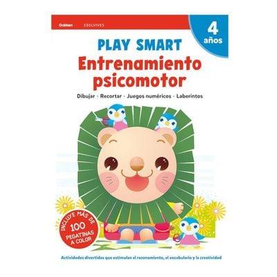 Play Smart 4 años Entrenamiento psicomotor