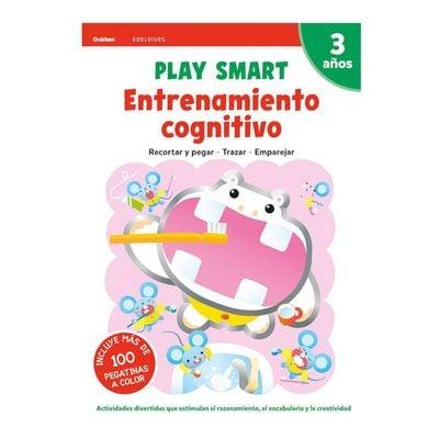 Play Smart 3 años. Entrenamiento cognitivo