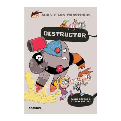 Destructor. Agus y los monstruos 19
