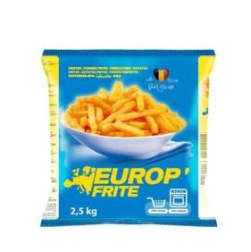 Papa pre frita Europ 2,5 KG