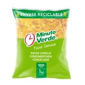 Pasta de choclo condimentada Minuto Verde 1 kg