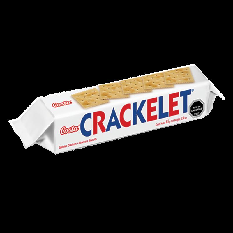 CRACKELET CLASICA Costa Caja de 35 uni