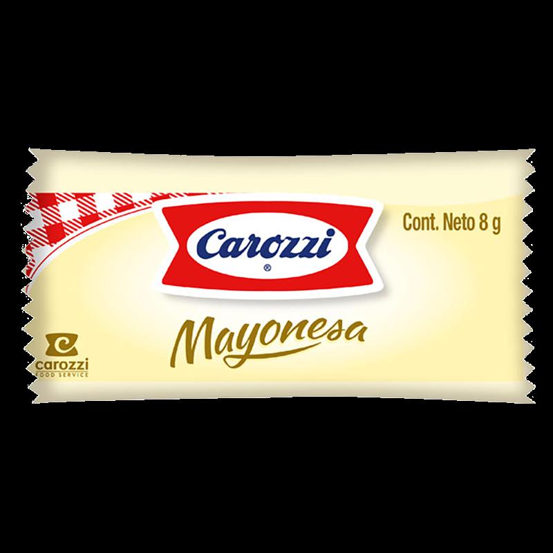 MAYONESA SACHET Carozzi 500 x 8 g