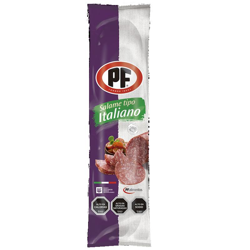SALAME TIPO ITALIANO PF 750 g Aprox