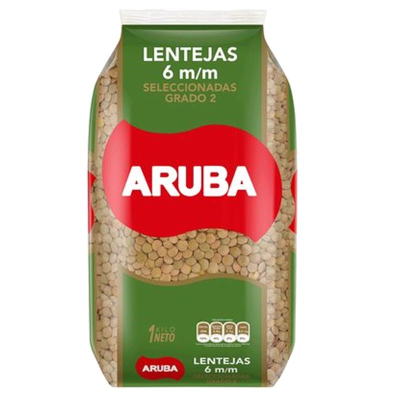 LENTEJA Aruba 1 Kg