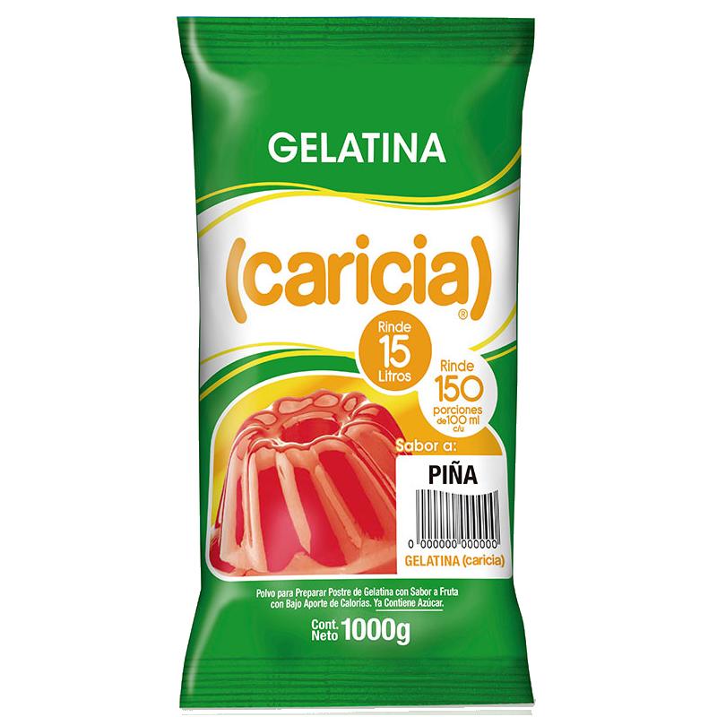JALEA PIÑA Caricia 1 Kg