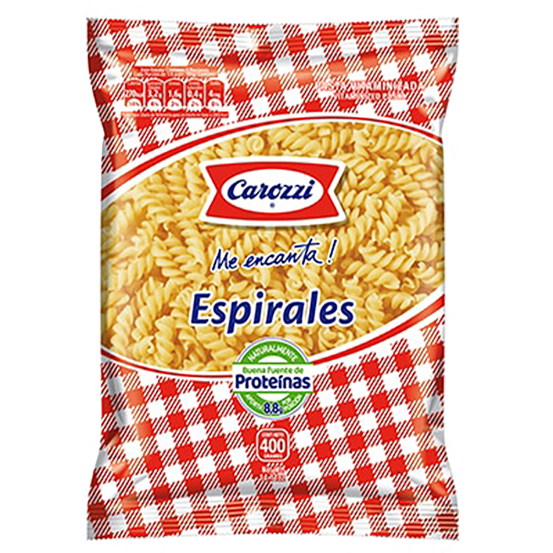 ESPIRAL 49 Carozzi 400 g