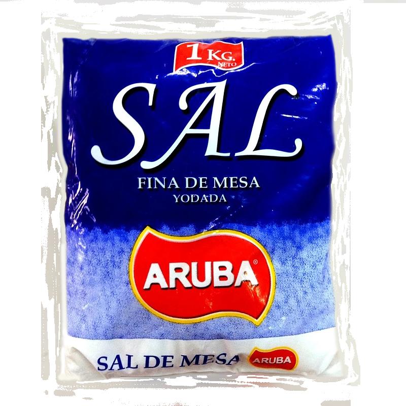 SAL DE MESA Aruba 1 Kg