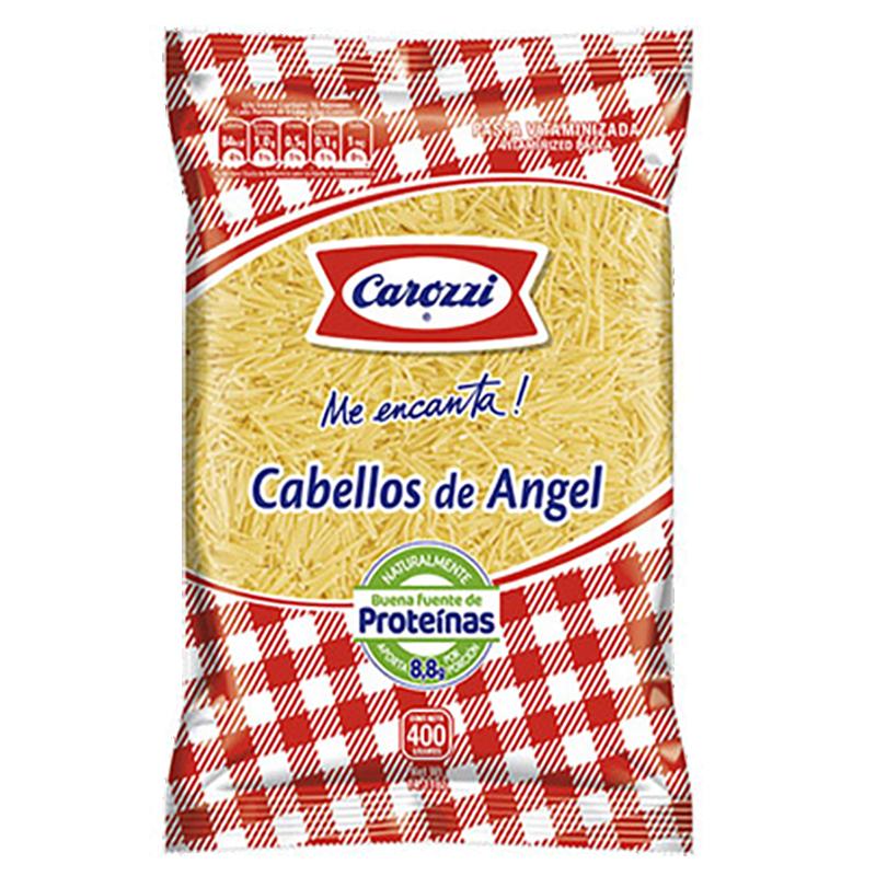 CABELLO ANGEL CORTO Carozzi 400 g