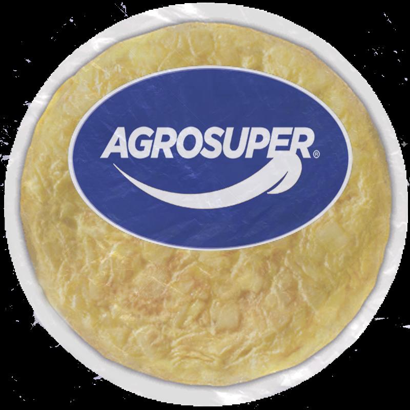 TORTILLA DE PAPAS Agrosuper 2,5 Kg