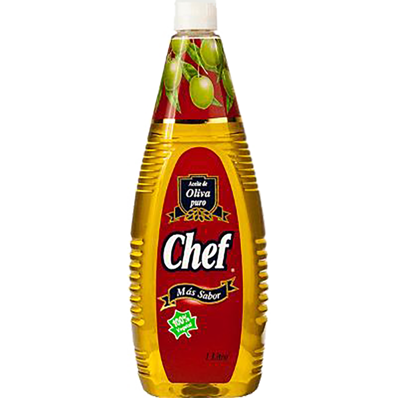 ACEITE DE OLIVA CHEF 1 L