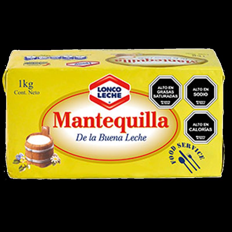 MANTEQUILLA PANIFICADA CALO 1 Kg