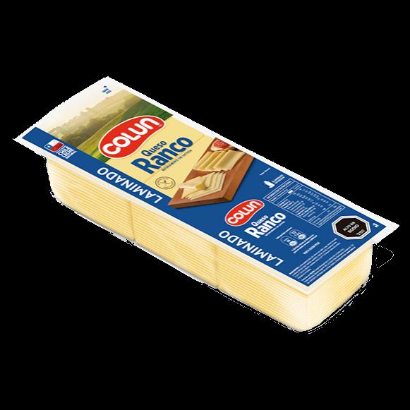 QUESO RANCO LAMINADO COLUN (2 kg aprox)