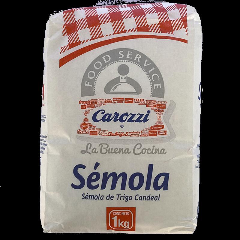 SEMOLA Carozzi 1 Kg