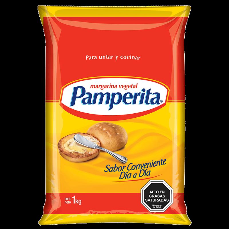 Margarina pamperita bolsa 1 kg