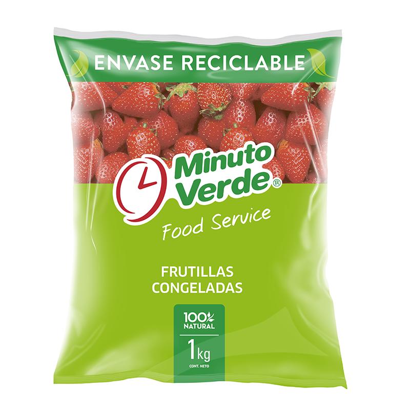 Frutilla Minuto Verde 1 Kg