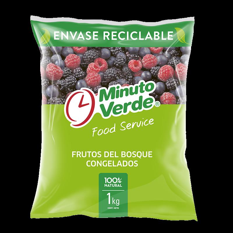 Mix de berries Minuto Verde 1 Kg