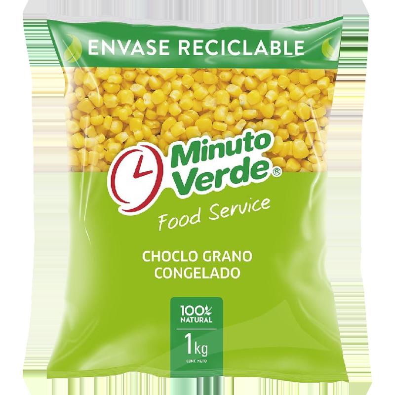 Choclo grano dulce Minuto Verde 1 Kg