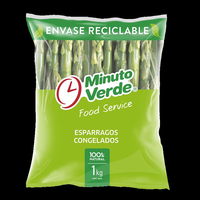 Esparrago Minuto Verde 1 Kg