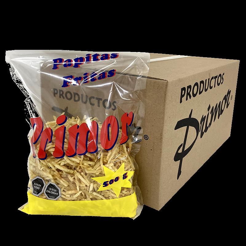 Papas Hilo Primor caja 5 Kg