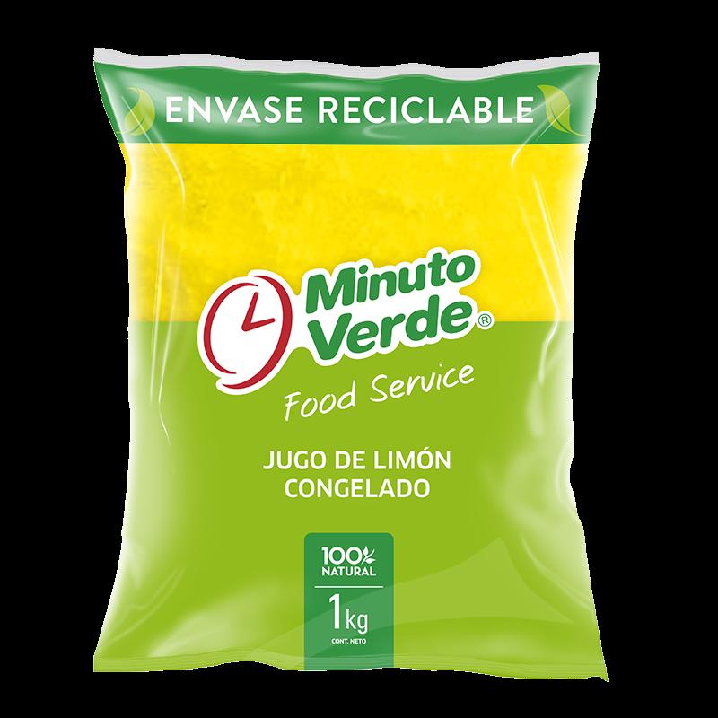 Jugo de limón Minuto Verde 1 Kg