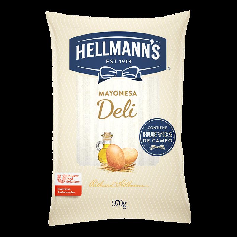 Mayonesa Deli Hellmann's 970 g