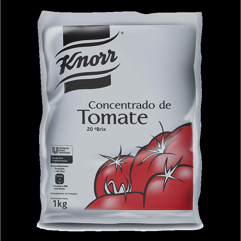 Concentrado de tomate knorr 1 Kg