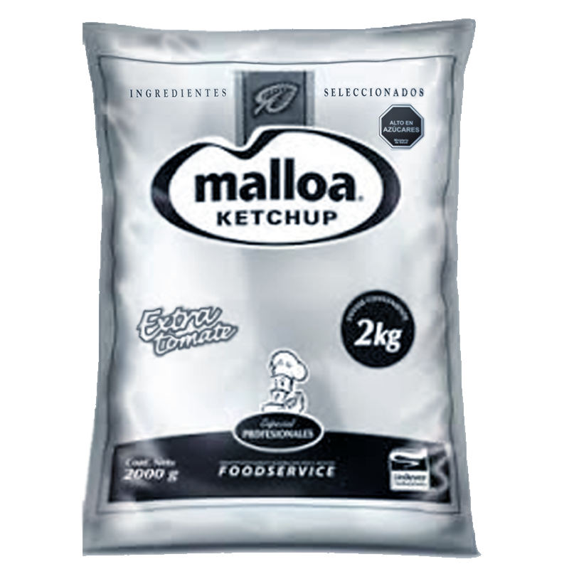 Ketchup Malloa 2 Kg