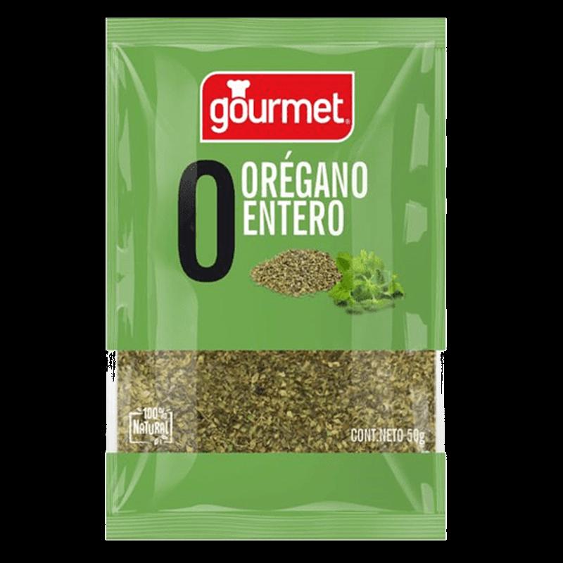 Orégano entero Gourmet 50 gr