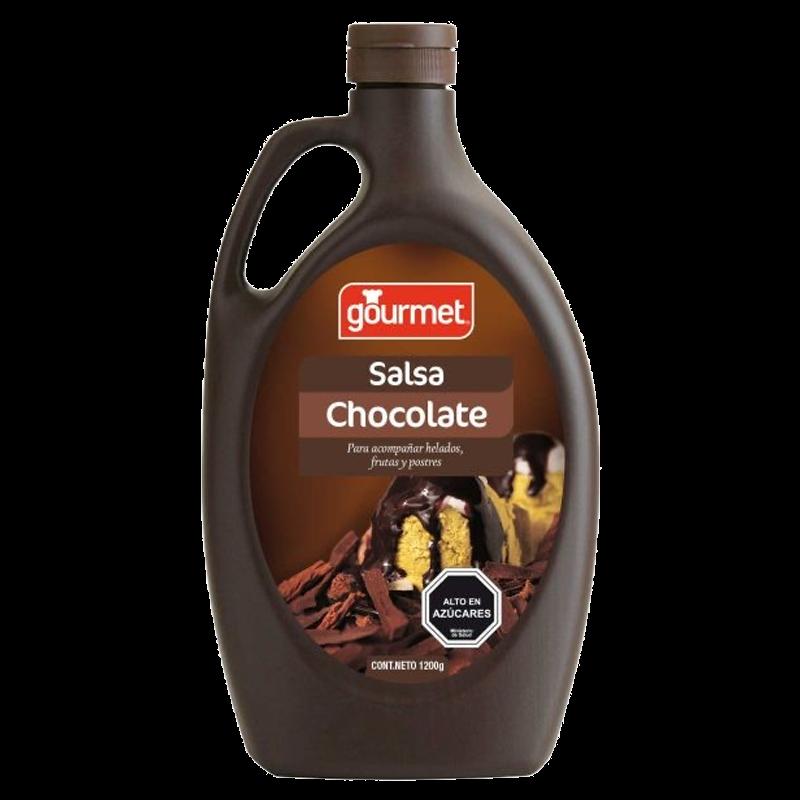 Salsa de chocolate Gourmet 1200 gr