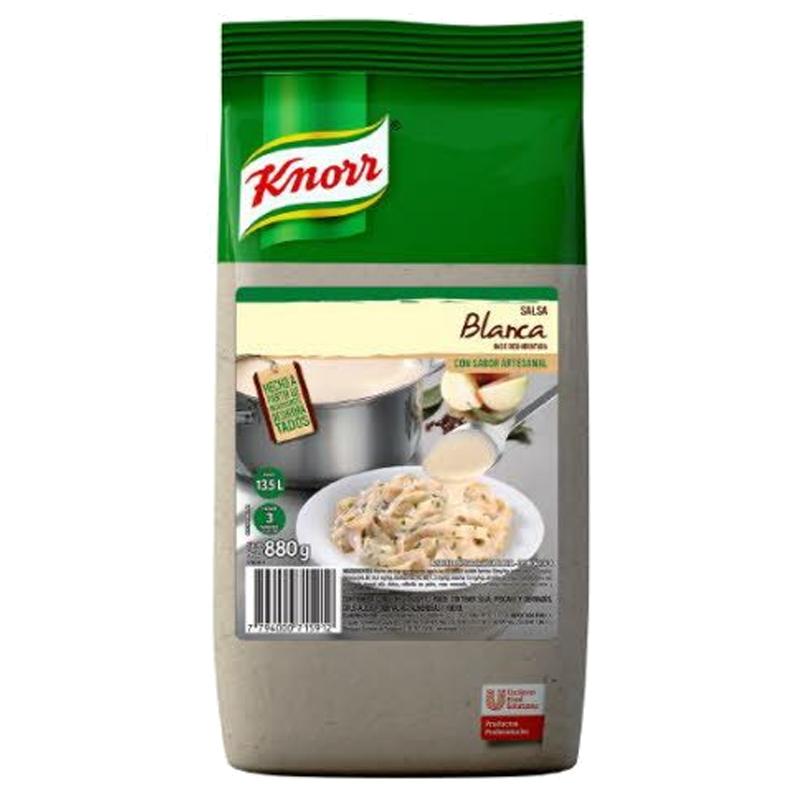 Salsa blanca Knorr 880 gr