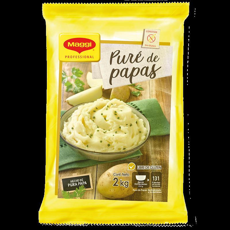 Puré de papas Maggi 2 Kg