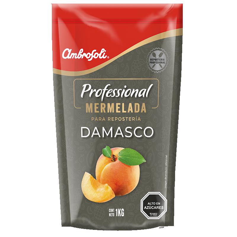 Mermelada de damasco Ambrosoli 1 Kg