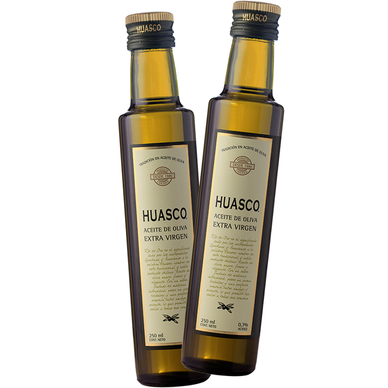 2 x 1 Aceite de Oliva Huasco 250 ml