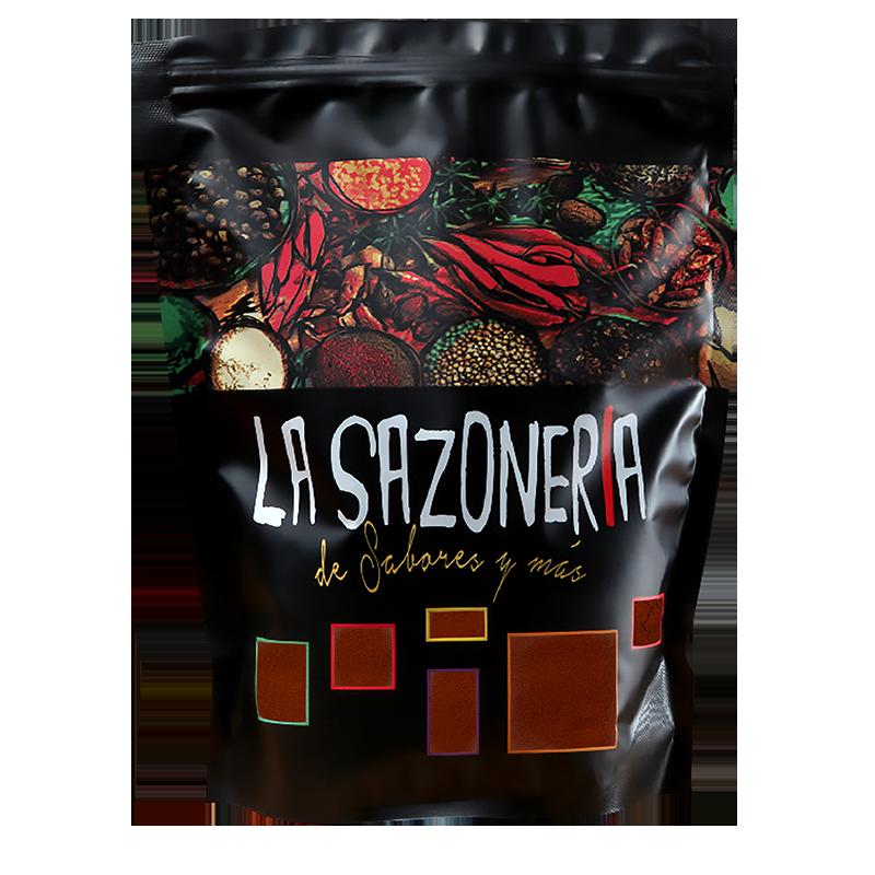 Salsa hot spicy 1 Kg La Sazonería
