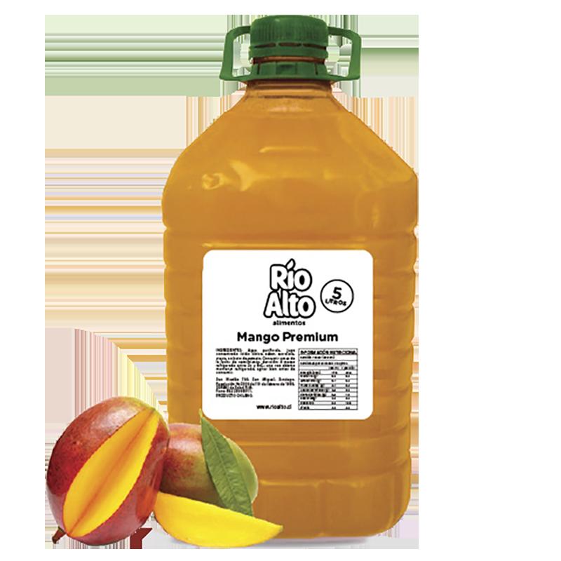 Néctar de mango Río Alto 5 L