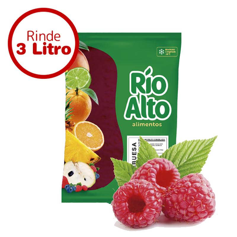 Pulpa de frambuesa Río Alto 1 K