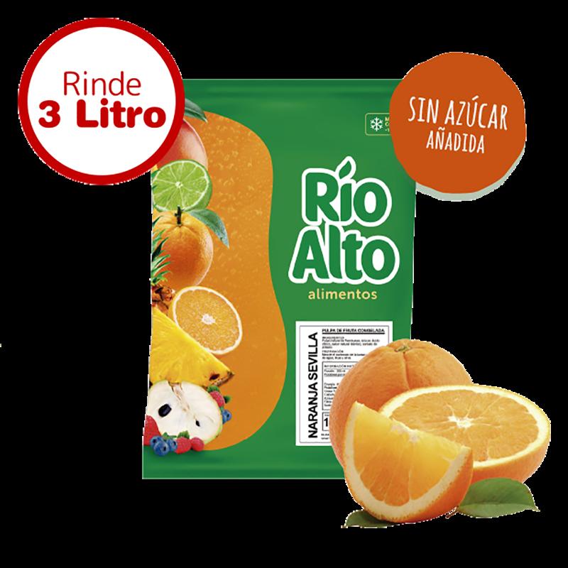 Pulpa de naranja sevilla Río Alto 1 K