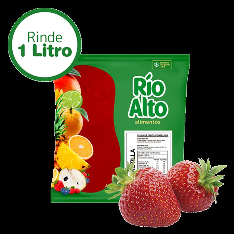 Pulpa de frutilla Río Alto 330 gr