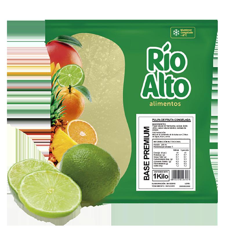 Jugo limonada mix Río Alto 400 gr