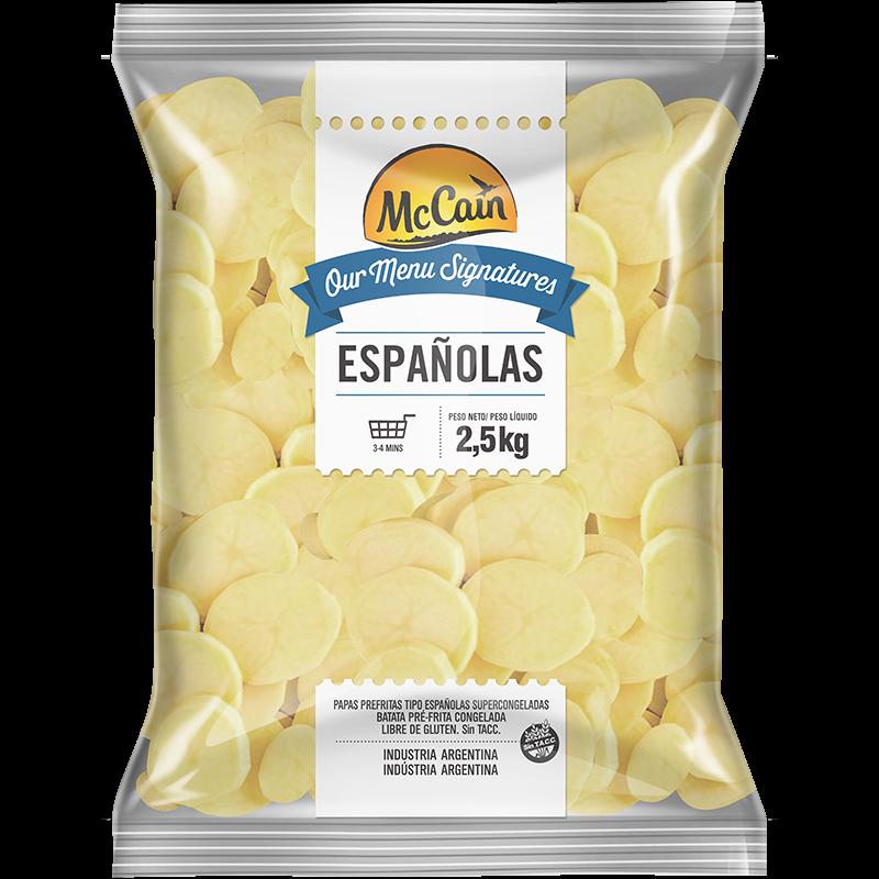 Papas Españolas McCain 2,5kg