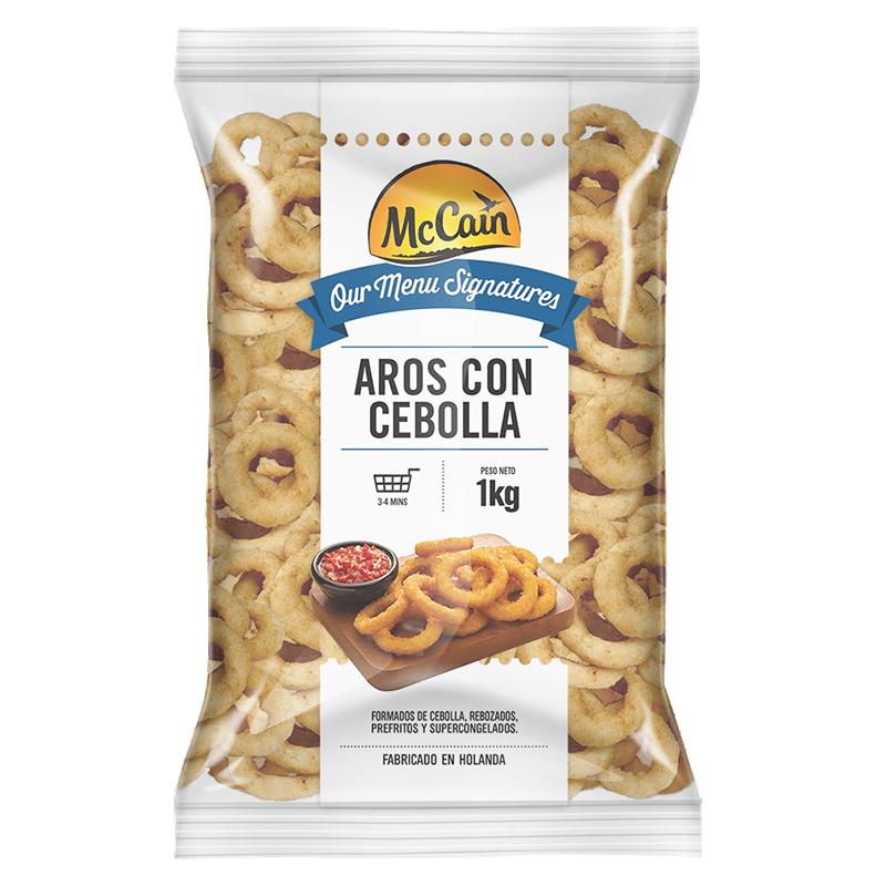 Aros de Cebolla McCain 1kg