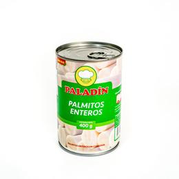 PALMITOS ENTEROS  400GR