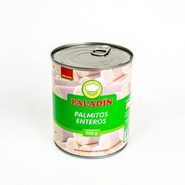 PALMITOS ENTEROS 800GRS.