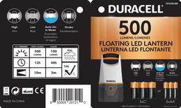 DURACELL, LINTERNA LED 500 AUTO-ON   (FAROL COLGANTE)