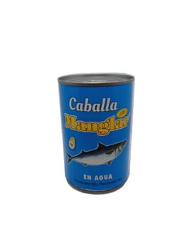 MANGLAR, CABALLA AL AGUA  425gr