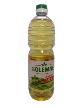 SOLEMNE, Aceite de Soya 900cc