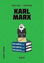 KARL MARX (FILOSOFIA ILUSTRADA)